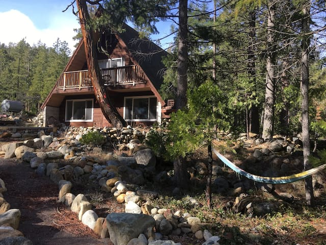 Magical A-Frame by Stewart Mineral Springs! - Weed - Casa