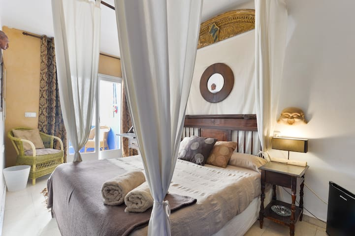 THE BUDISHT BEDROOM IbizaCenterTown - Ibiza - Jiné