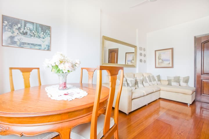Amazing 2 Bdr - 2 steps from Subway of Botafogo