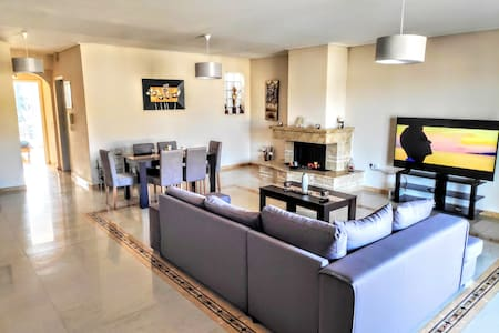 Penthouse in the center of Sparta