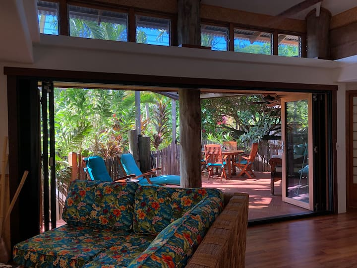 The Kulani Maui: Plumeria Bungalow