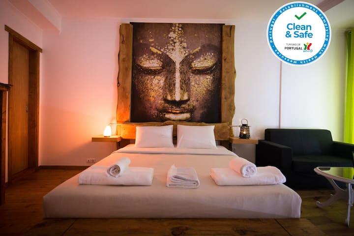 MoRe # Buddha Room