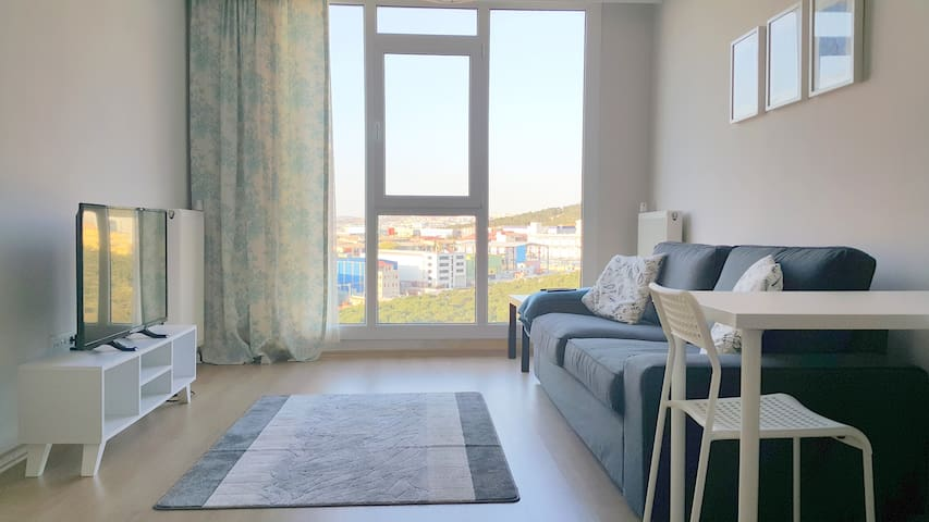 Beautiful & Clean Flat Close to SAW - Istanbul - Byt