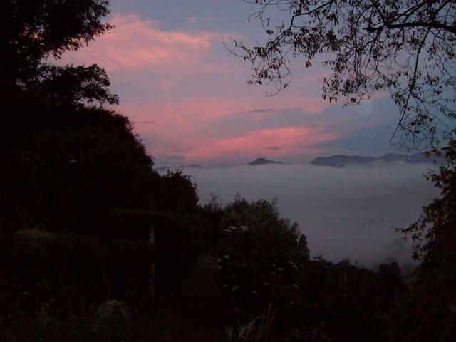 En el Bosque Andino - Cogua - Houten huisje