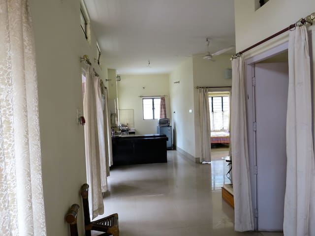 Cozy Nest- self serviced apartment - Guwahati - Apartment