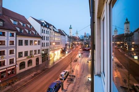 City Apartment and free Bikes - München - Wohnung