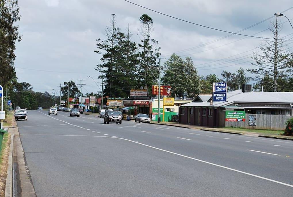Fernvale Main Street