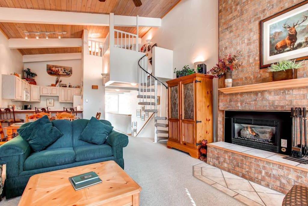 Christiana 2 condomini in affitto a breckenridge for Affitto cabina breckenridge co