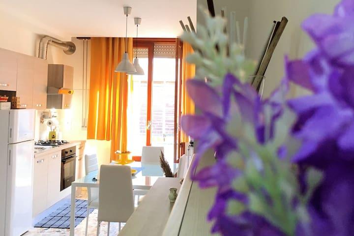 Vittoria Colonna - Yellow Apartment
