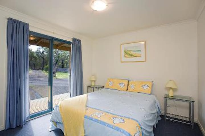 Callistemon Cottage at Surf Coast Cabins - Aireys Inlet - Cabin