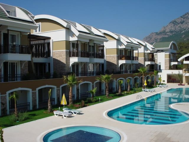 Sultan Homes Kemer - Kemer - Appartement
