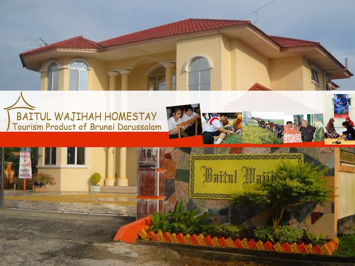 Baitul Wajihah Home Stay Program