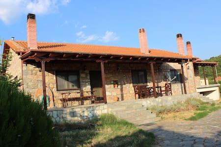 Prespa Eco Resort welcomes you! - Karies - Villa