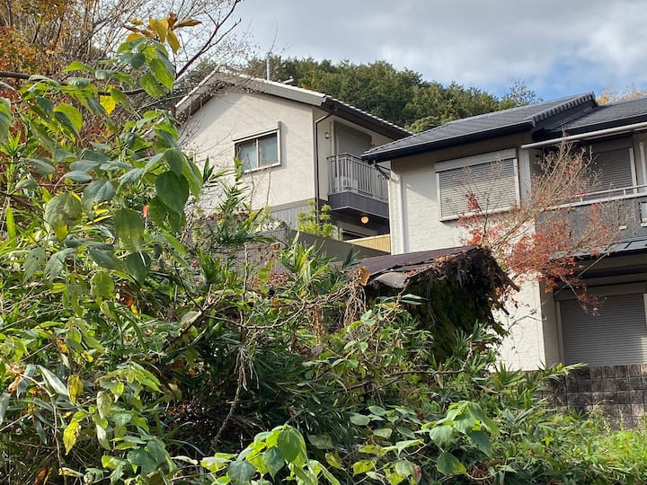 A cozy home in 東山 Higashiyama