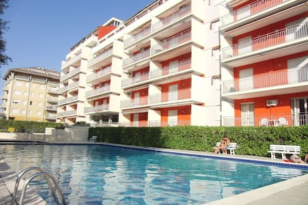Cute apartment with pool - Porto Santa Margherita