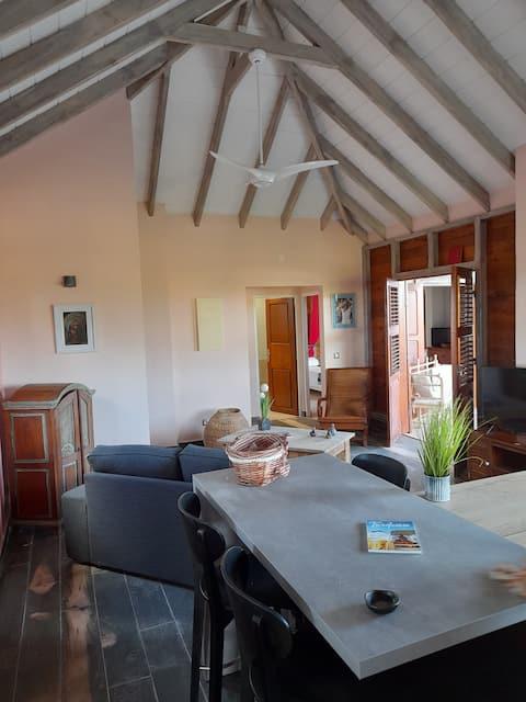 Appartement indépendant une chambre à  Friar's bay