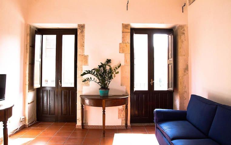 Casa La Vite , centrale in Ortigia - Syracuse - Appartement