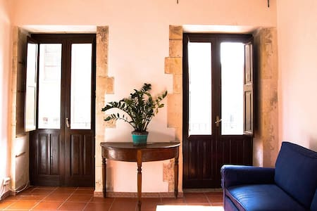 Casa La Vite , centrale in Ortigia - Syracuse - อพาร์ทเมนท์
