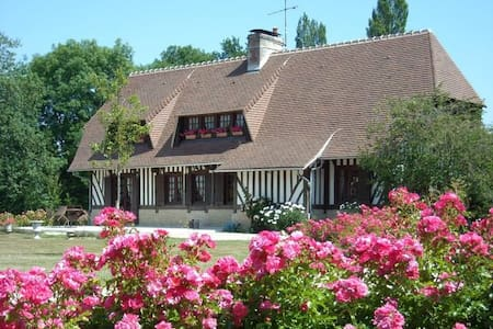 Casse noisettes - Saint-Pierre-Azif - Bed & Breakfast