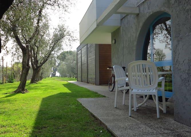 Beachfront House Sandra Bertolini - Nago-torbole - Dom