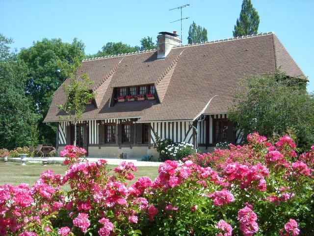 Pomme d'api - Saint-Pierre-Azif - Bed & Breakfast