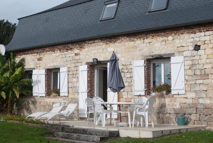 Gîte du Château de Puisieux