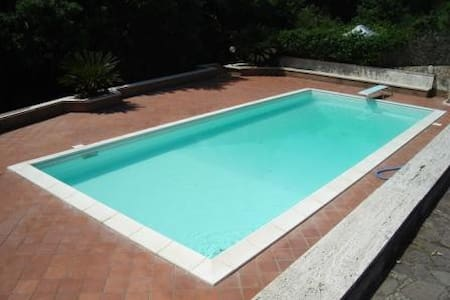 Exclusive Roma Country Villa With Private Pool - Roma Ardea