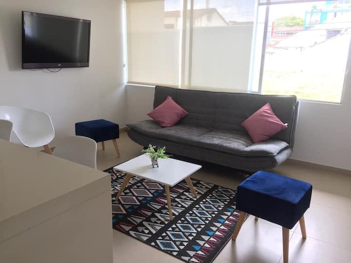 ¡Acogedor! apartamento en Ciudad Jardín