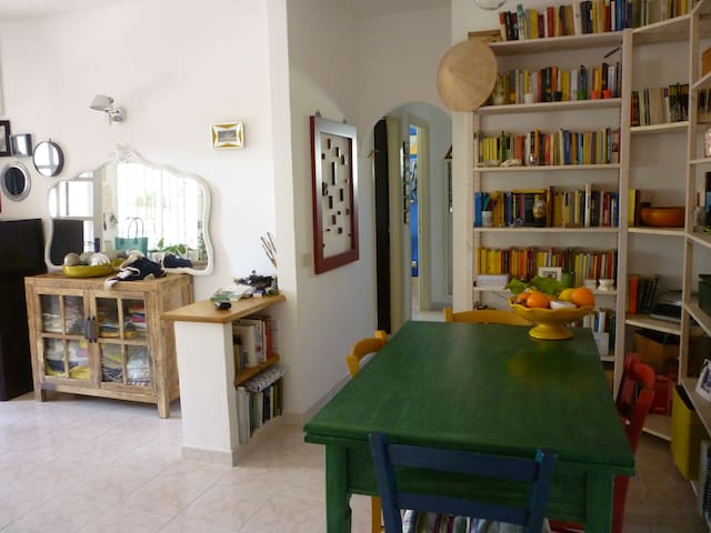 Cosy house with garden near Rome - Marina di Cerveteri - House