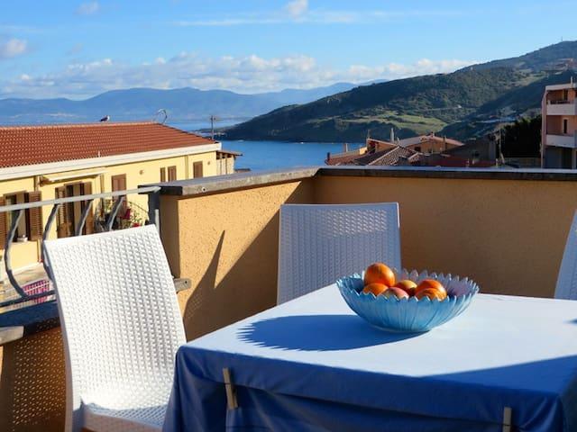 Cosy Flat in lovely Castelsardo, Sardinia - Castelsardo - Apartamento