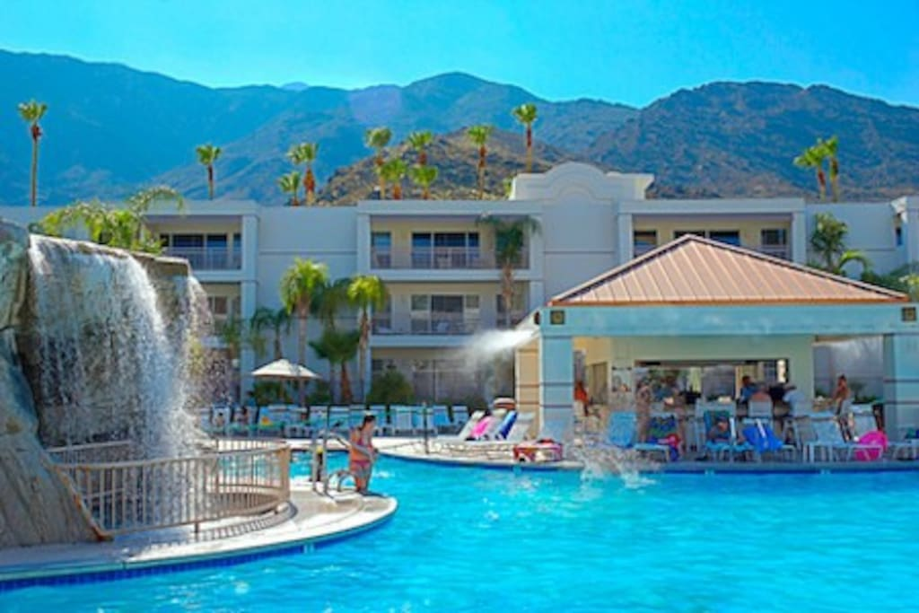 Palm Canyon 1 Bedr Suite 2 Ca Flats For Rent In Palm