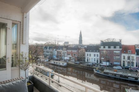 Beautiful apartment in downtown Groningen - フローニンゲン