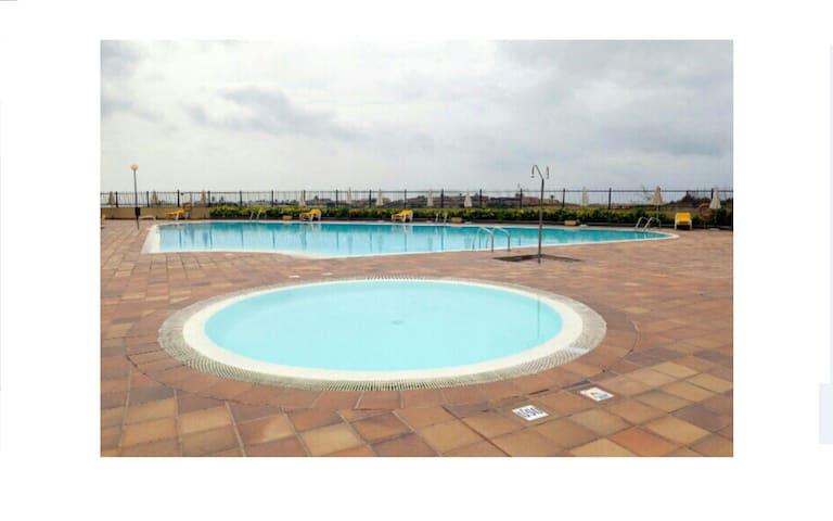 Big pool in a beautifull complex - Meloneras - Haus