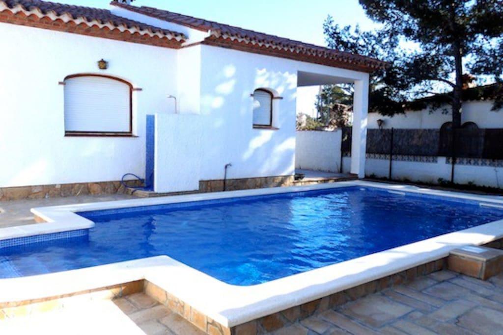 Villa Catalogne Espagne Airbnb