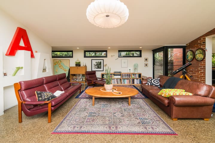 Luxury oasis in vibrant East Brunswick - Brunswick East - House