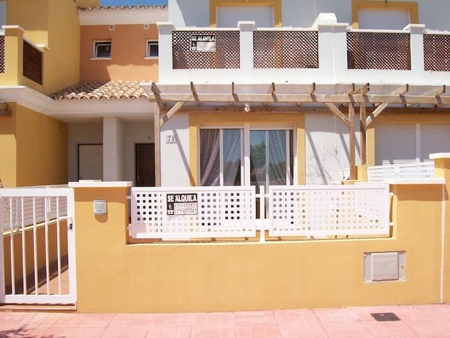 Lovely detached house next to beach - Alcalá de Chivert - Dům