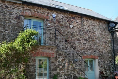 Charming barn in the heart of SHams - Halwell - Maison