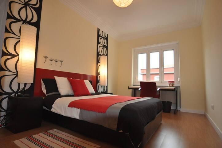 Lovely Rooms in Center of Lisbon E2Q4 - Lisboa - Byt
