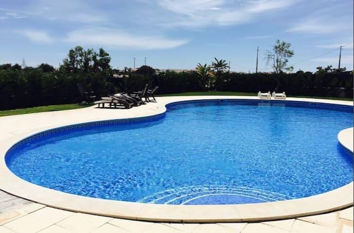 Spacieux F3 avec piscine - Pata de Baixo - Lakás