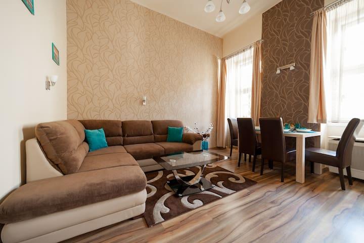 Klauzal Apartment NEW+Central+A/C