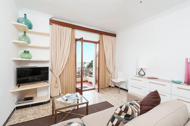 Centric apartment Puerto de Alcudia - Alcúdia - Leilighet