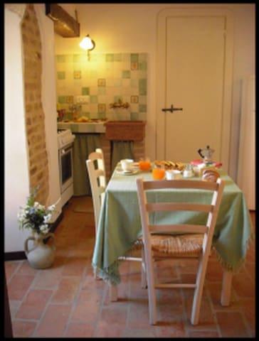 Il Castello di Dante - Suite Laura - Castelferretti - Apartment