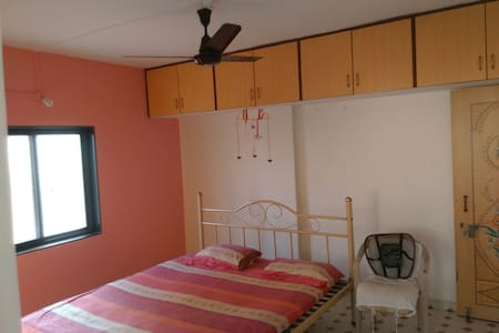 Fully equipped 2BHK home in Pimpri - Pimpri-Chinchwad - Lakás