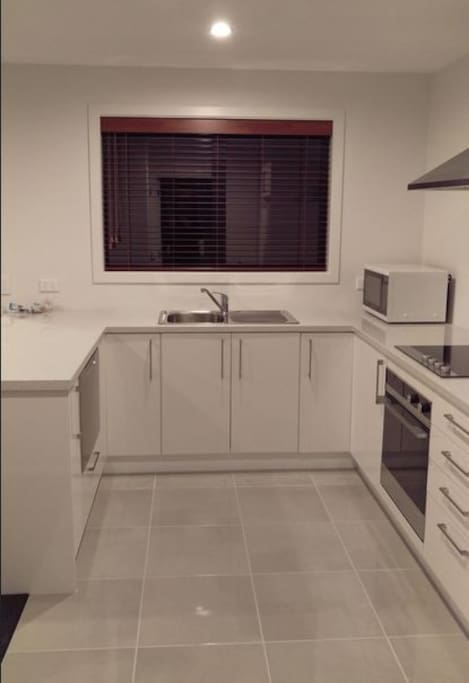 Apartment Kitchen Spacious and well appointed
