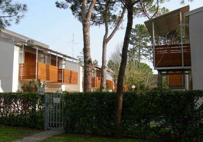Villetta a schiera con piscina cond - Lignano Sabbiadoro - House