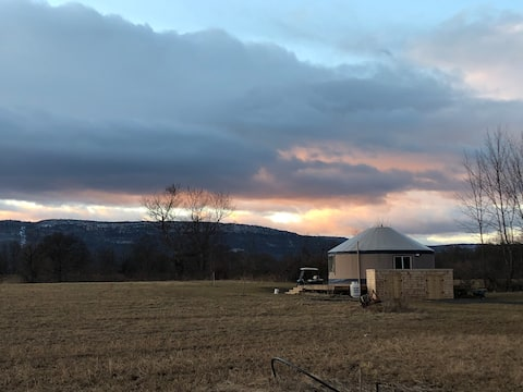 Bluebell - Kos Retreats @ Frogs Hollow Farm