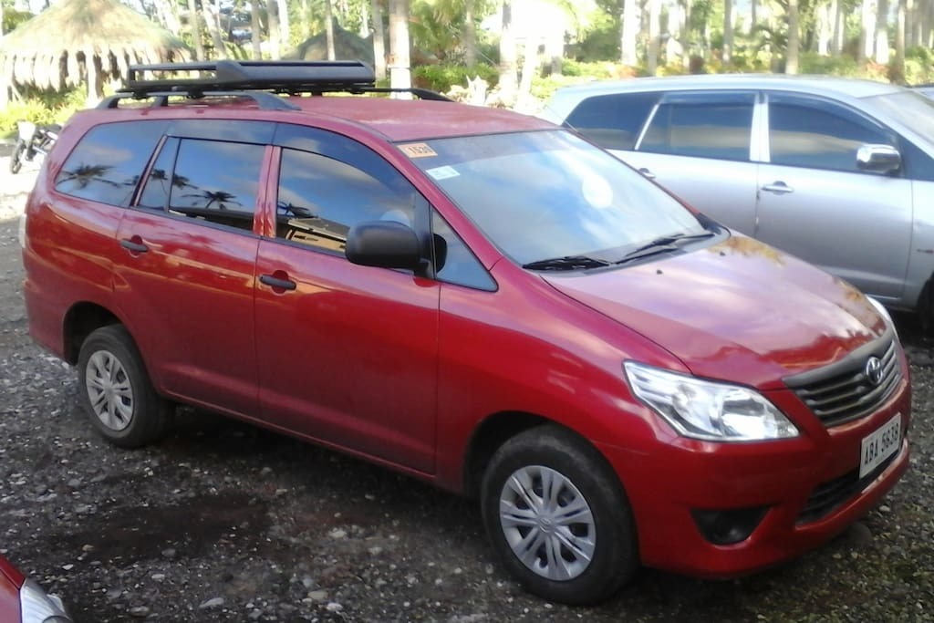 We have a vehicle-for-rent for your travel within Eastern Visayas.