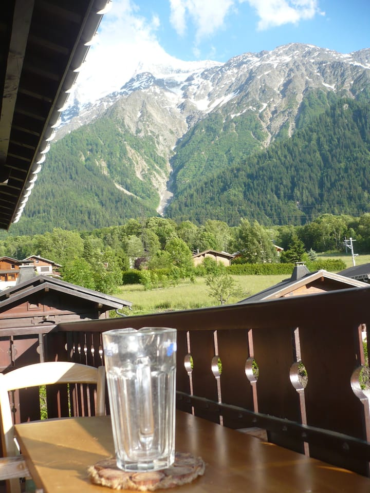 Bed and breakfast bio aux Houches