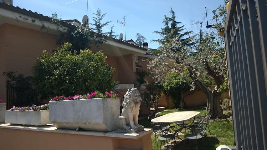 appartamento a 13km da San Pietro - La Massimina-casal Lumbroso - Apartament