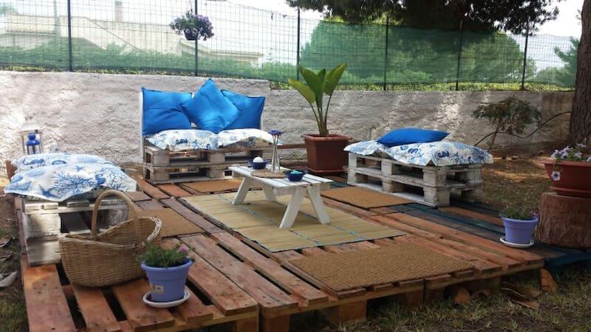 mare villa con 2 appartamenti - Plemmirio - Vila
